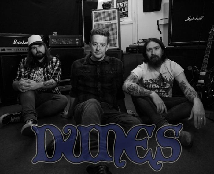 Dunes album promo May 2019