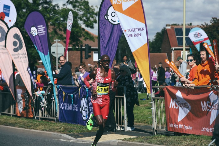 Great North Run 2019 - Sir Mo Farrah