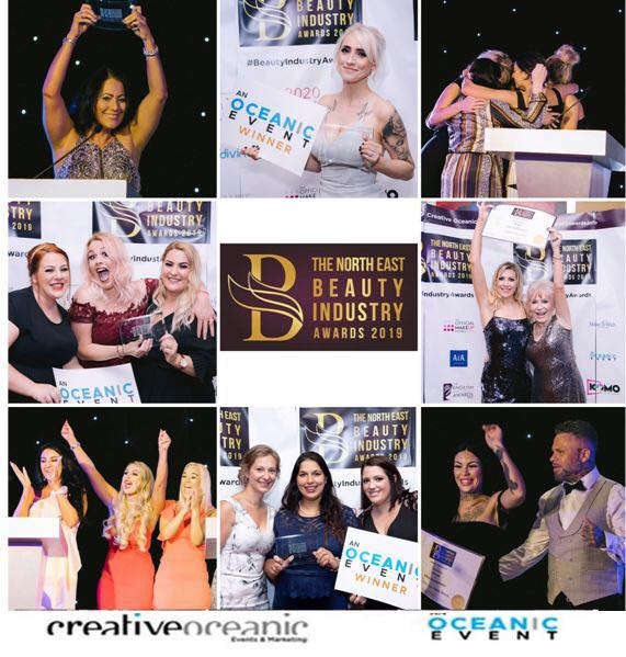 North East Beauty Industry Awards 2019